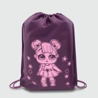 Эко сумка BOX рюкзак  330х415х80