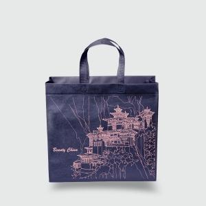 Эко сумка standart 385х320х120 Пагода