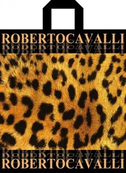 Пакет с петлевой ручкой 30х35 Roberto Cavalli