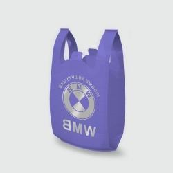 Пакет серия BMW 40*60 фиолет