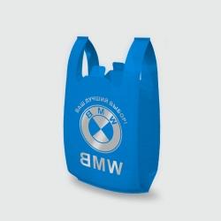Пакет серия BMW 40*60 синий