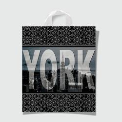 Пакет с петлевой ручкой 40х42 LUX Йорк