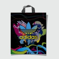 Пакет с петлевой ручкой 40х42 Adidas