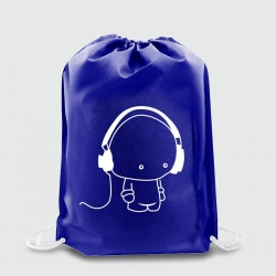 Эко сумка BOX рюкзак 330х415х80 Меломан