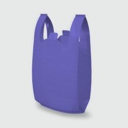 """Пакет типа """"майка"""" 44*75 Баул фиолет"""
