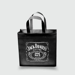 Эко сумка mini  320х270х100 Jack Daniels