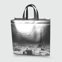 Эко сумка ламинированная 320*270*100 Париж