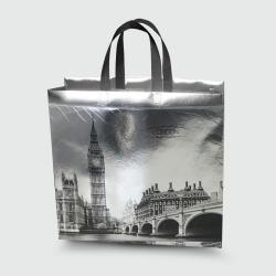 Эко сумка ламинированная 320*270*100 Лондон