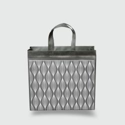 Эко сумка standart 385х320х120 Волна