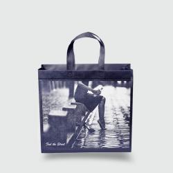 Эко сумка standart 385х320х120 Летний дождь
