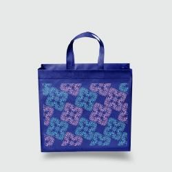 Эко сумка standart 385х320х120 Орнамент